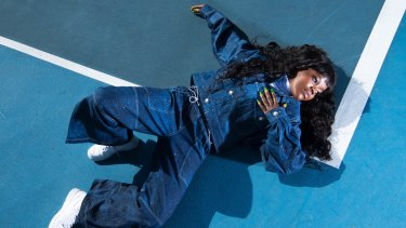 """Tkay Maidza: """"The only thing that matters is what you want to do in that exact moment."""""""