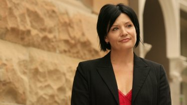 Start again: Labor candidate Jodi McKay has told the government to 'go back to the drawing board'.