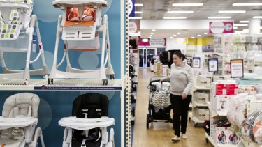 Baby goods chain Baby Bunting has seen off rivals Babyco and Mothercare, growing sales almost five-fold over the last seven years.