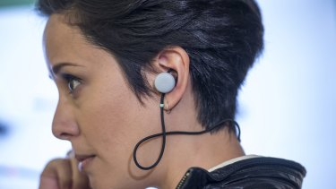 Google's Pixel Buds offer touch controls and, if you have the right phone, some smart features.