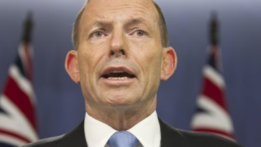 """Tony Abbott has predicted """"quite a number of good people"""" will put their hands up for the Speaker's job."""