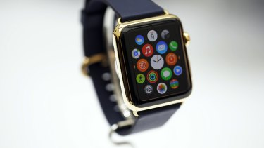iWATCH: The mysterious Apple Watch will be available in April 2015.