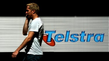 Like incumbent telecoms around the world, Telstra is facing falling profits from its traditional fixed-line networks and competition is squeezing mobile margins.