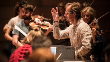 Richard Tognetti leads the ACO ahead of their Sydney performances.