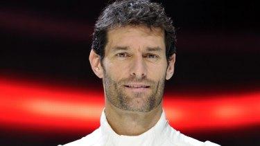 Mark Webber has been honoured.