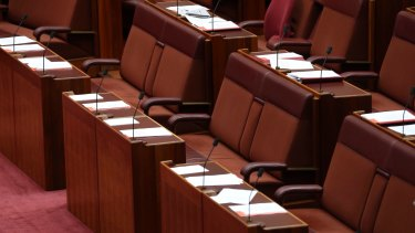 Senate reform: hasty change is not the solution.