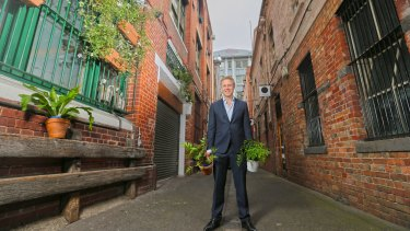 Melbourne City councillor Arron Wood says an innovative project to drive new renewable energy by pooling the purchasing power of a dozen big institutions could become a model for others.