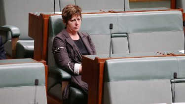 """Federal Labor MP Anna Burke: """"The day we get our first female treasurer is the day we have really made it."""""""