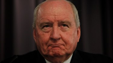 """Broadcaster Alan Jones falsely claimed that a 2014 Intergovernmental Panel on Climate Change draft report had """"disproven"""" the panel's own climate change theories."""