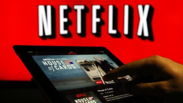 Netflix still has the biggest market share of subscription video on demand (SVOD) services.