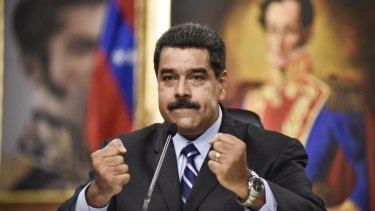 Venezuela's President Nicolas Maduro has declared a 60-day state of emergency.