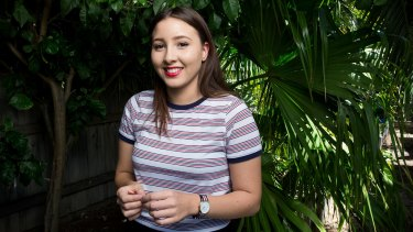 Joanne Wallace has received an offer to study primary school teaching at Federation University.