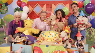Play School, which is celebrating its 50th year, is a flagship program for pre-schoolers.