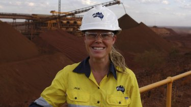 New deputy CEO Julie Shuttleworth was most recently the miner's general manager of its Solomon operations.