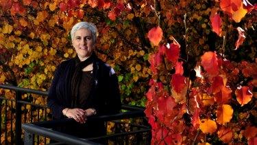 ACT Council of Social Service director Susan Helyar.