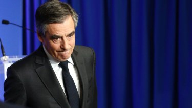 French conservative presidential candidate Francois Fillonis was said to be one of the preferred candidates of the Kremlin in the French election.