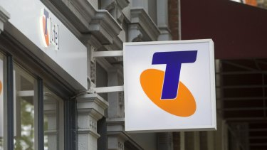 Telstra will still be the biggest company, but its position is weakening because of the national broadband network.