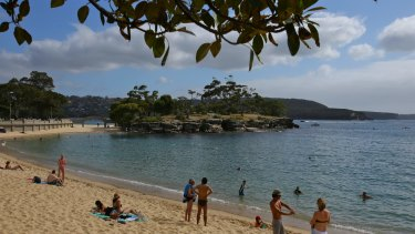 Much-loved Balmoral remains a family friendly beach.