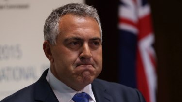 Treasurer Joe Hockey has complicated matters by making things look worse than they might otherwise appear.