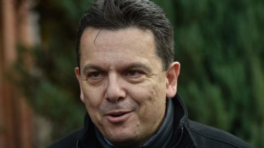 Nick Xenophon will risk prosecution as a test case by boycotting the census name requirement.