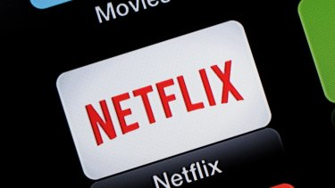 Netflix shares are down 8.4pc this year, after being one of the S&P 500's top performers last year with a 134pc surge.