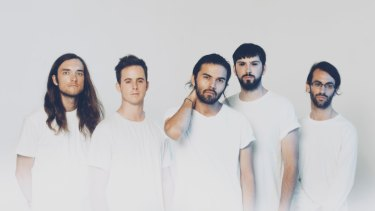Metal band Northlane are signed to independent label  Unified Music Group.