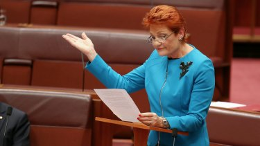 Senator Pauline Hanson's One Nation party is seeking legal advice on the push to oust Rod Culleton.