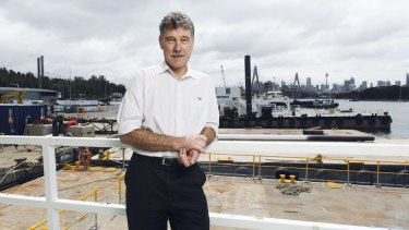 What about us?: Mal Hiley, of Waterway Constructions, ponders the future of  critical industries.