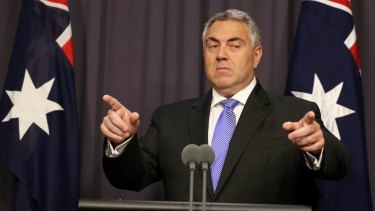 """""""Get a good job that pays good money"""": Joe Hockey's views on housing affordability left more than a few outraged."""