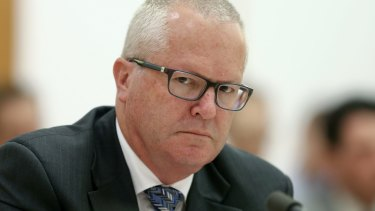 Australian Crime Commission  chief executive officer Chris Dawson would not name the groups linked to money laundering.