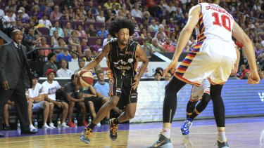 Damaged goods: In a huge blow for the Kings, superstar import Josh Childress will be sidelined for the rest of the season.