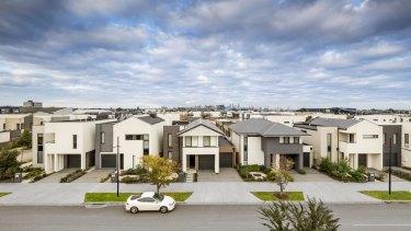 Fresh focus: Cedar Woods' Banbury Village in Footscray.