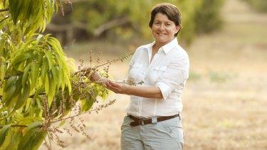 Mango industry titan Marie Piccone won the entrepreneur  award.