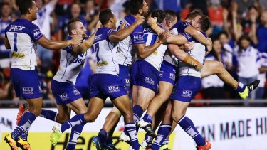 Can the Bulldogs get back in the winners' circle?