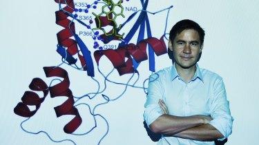 Molecular biologist Lindsay Wu at UNSW.