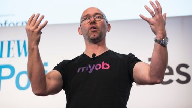 """""""Australian businesses will fail to reach their full potential unless we create diverse and inclusive workplaces"""" says MYOB CEO Tim Reed"""