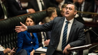 Nationals leader John Barilaro has pledged to be a more muscular advocate within the Coalition.