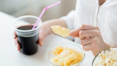 Junk food and soft drink are hindering our health.
