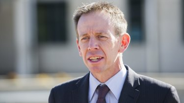 Shane Rattenbury will look to the Liberals to support his FOI Bill after Labor refuses.