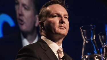 Shadow treasurer Chris Bowen says Australia's AAA credit rating is under threat.