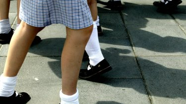 Kambrya College, which was accused of 'slut-shaming' after it asked girls to stop wearing short skirts, says there's been a misunderstanding.