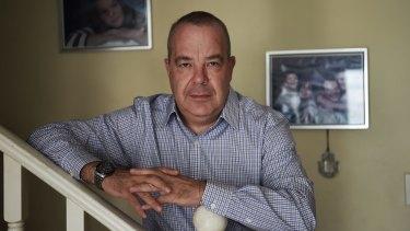 David Kazachov claims he has experienced ageism as a job seeker.