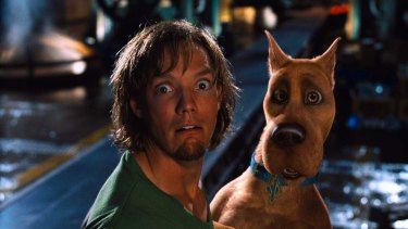 Scooby Doo's vegetarianism is more than a little controversial.