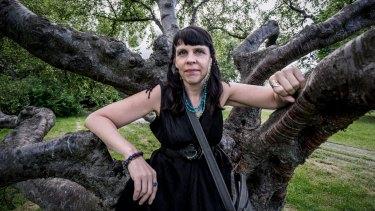 Former Australian resident and possibly Iceland's next prime minister, Birgitta Jonsdottir.