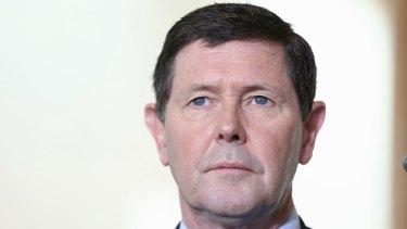 Former defence minister Kevin Andrews.