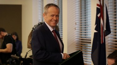 """Bill Shorten: """"I for one am grateful that the Americans do contribute so much to security in the Pacific region."""""""