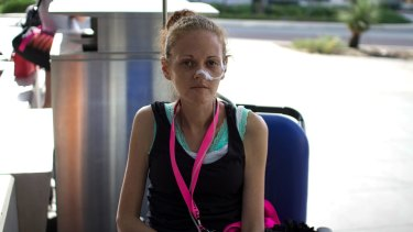 Rebecca Bool, 32, is dying from a Lyme-like illness and no one knows how to treat her