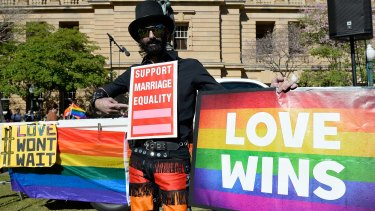 Victory is within reach for believers in marriage equality.