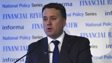 Junior minister Jamie Briggs resigned following an ''incident''.