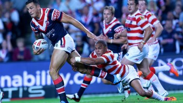 Growing the game: Matt Bowen will spread the rugby league word in the Balkan nation.